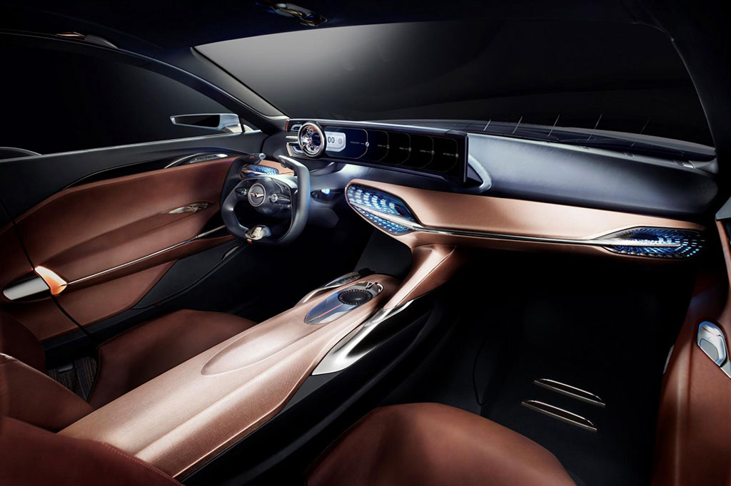 Hyundai Genesis New York Concept 3