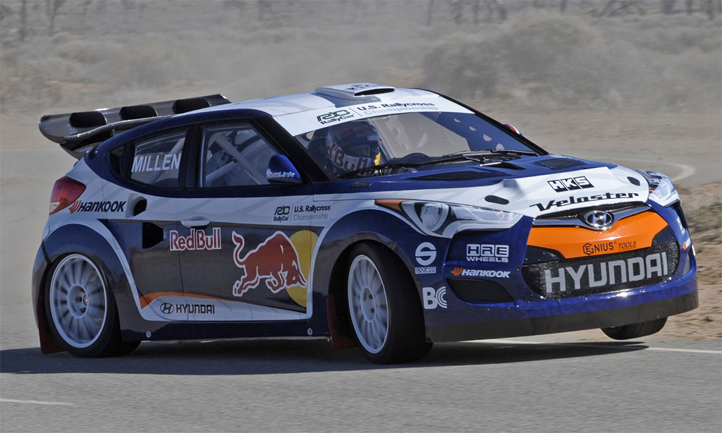 Rmr Hyundai Veloster Rally Car Photo 25 10531