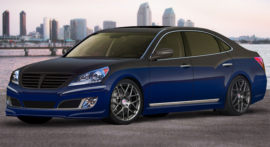Rmr Signature Edition Hyundai Equus Photo 3 9862