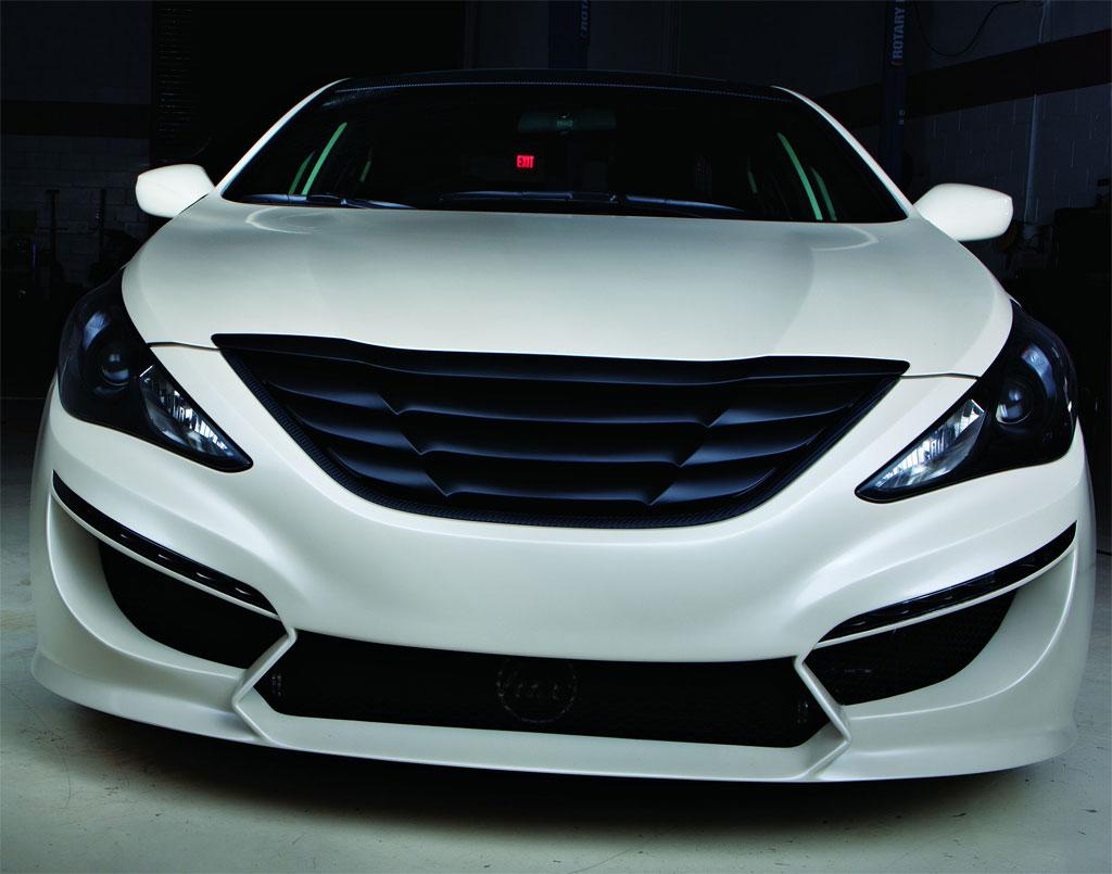 Sema Hyundai Sonata Turbo Photo 3 9564
