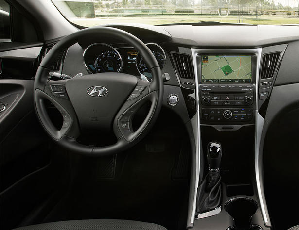 Captivating 2014 Hyundai Sonata Facelift