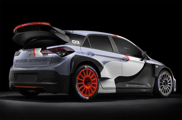 more on the 2016 hyundai i20 wrc