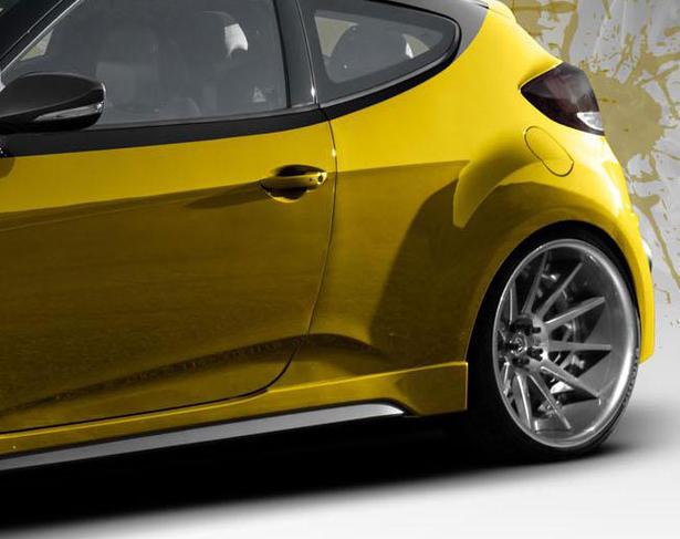 Pics For Hyundai Veloster Turbo Custom