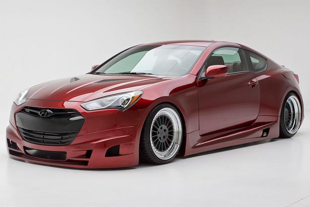 Fuelculture Hyundai Genesis Coupe Turbo