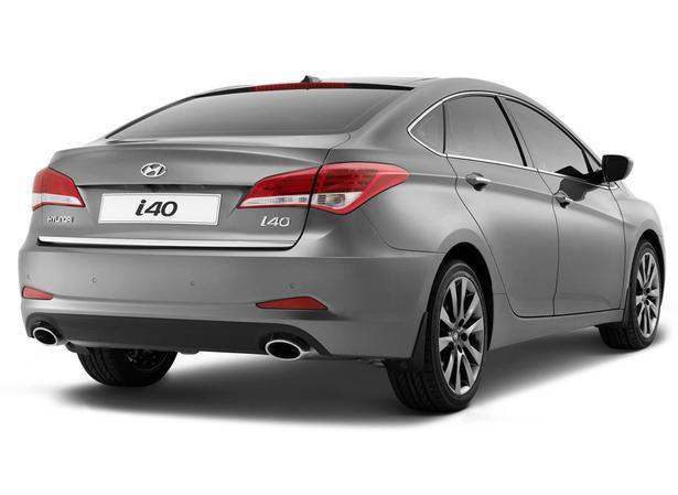 Hyundai I40 Price