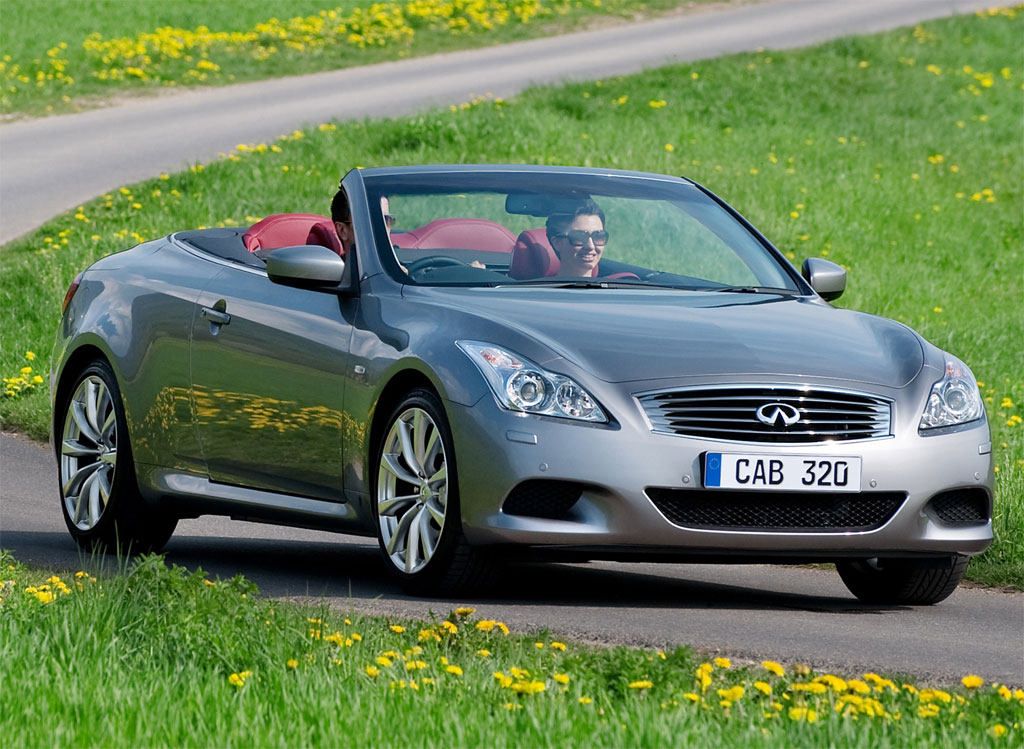 2010 Infiniti G37 Coupe Convertible Photo 10 9491