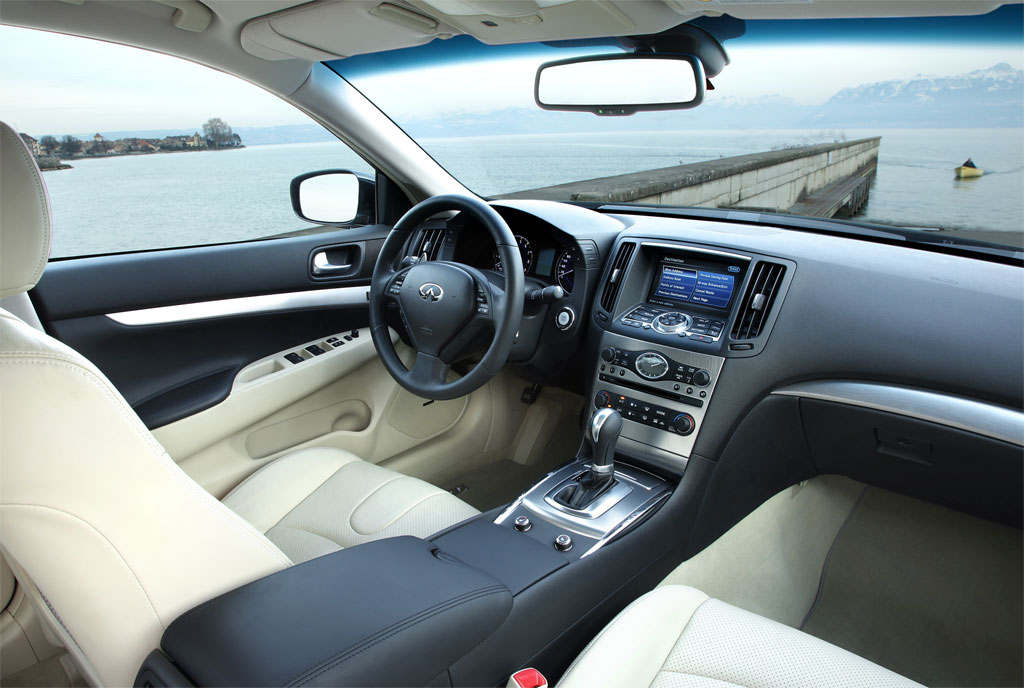 2010 Infiniti G37 Coupe Convertible Photo 5 9491