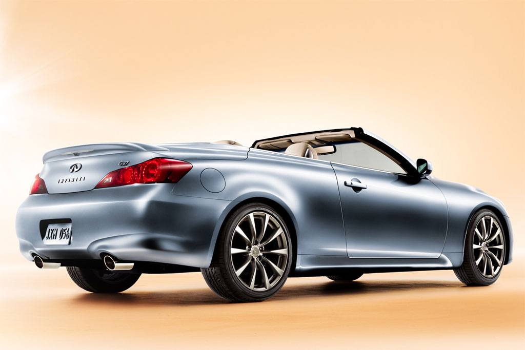 Photos: Infiniti G37 Convertible 1 4372