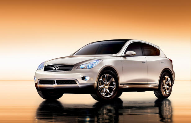 2008 infiniti ex35 luxury crossover suv. Black Bedroom Furniture Sets. Home Design Ideas