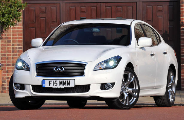 Infiniti M37 Review Video