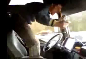 Gmc Truck Parts >> Insane Truck Driver