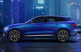 Jaguar F Pace Teased Ahead Of Frankfurt Debut Photos