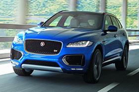 Jaguar F Pace: Specs, Equipment Photos