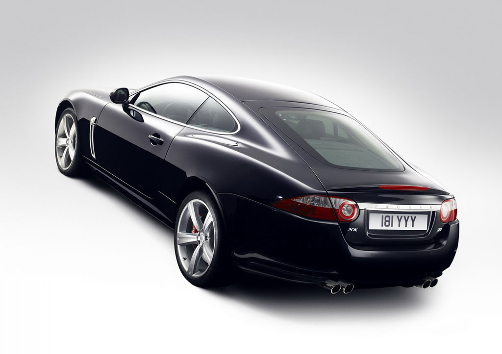 2008 Jaguar Xk And Xkr Photo 4 448