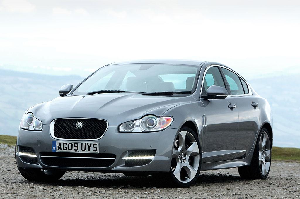 2011 Jaguar Xf S Photo 1 7498