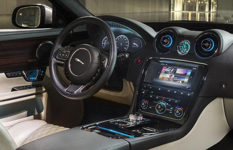 2016 jaguar xj facelift photo 3 14601