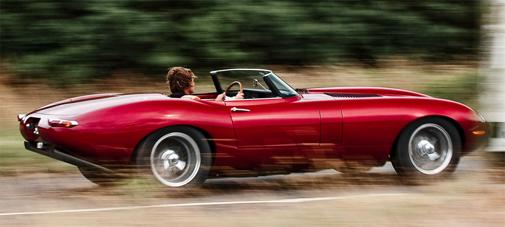 Eagle Jaguar E Type Speedster Photo 11 11090