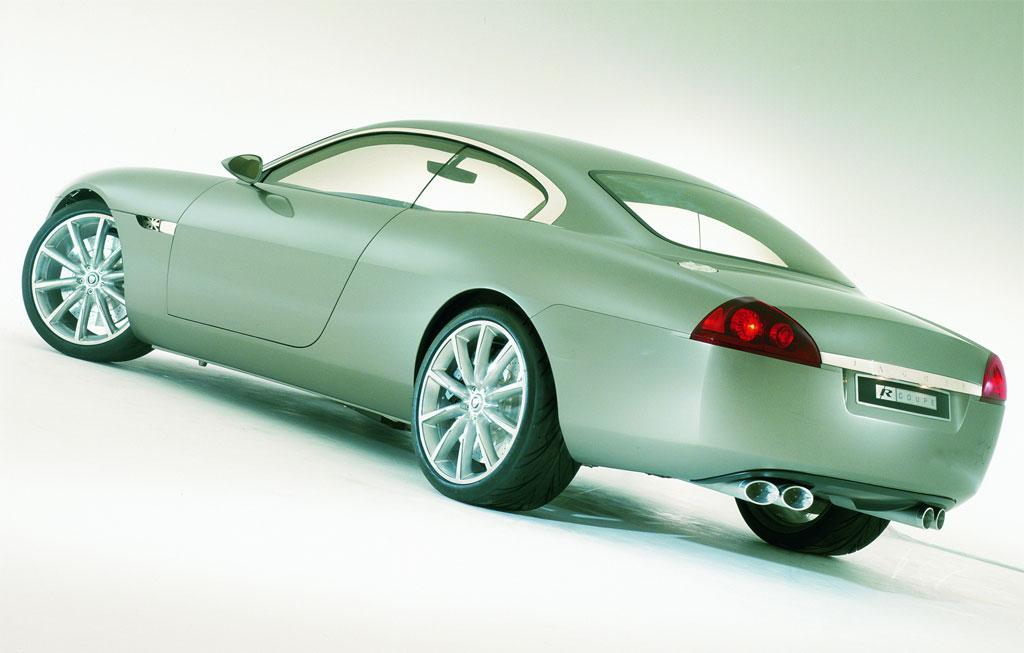 Jaguar R Coupe Photo 5 5183