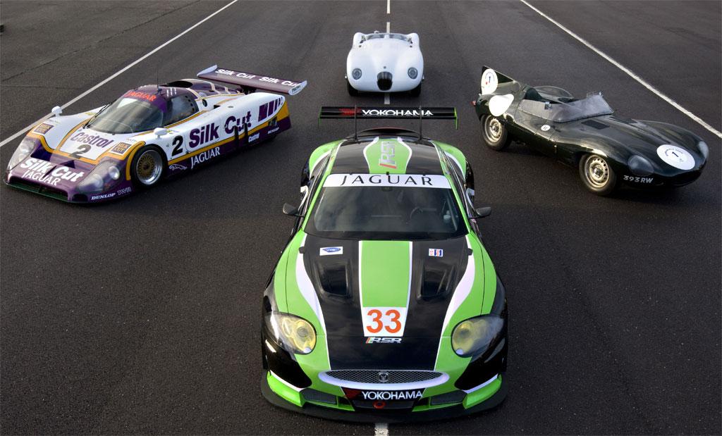 Jaguar RSR XKR GT2 Le Mans 2010 Photo 4 7441