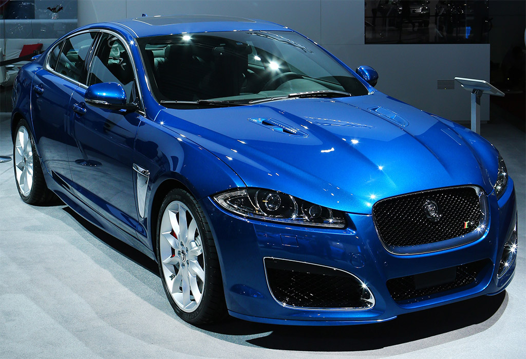 Jaguar Xfr Speed Pack Photo 3 12487