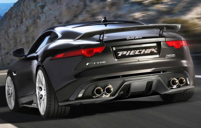 Piecha Jaguar F Type R Photo 2 14604