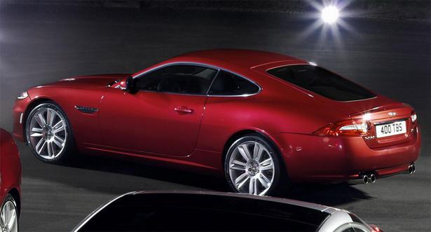 2012 Jaguar Xk Facelift