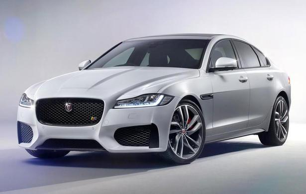 2016 jaguar xf specs