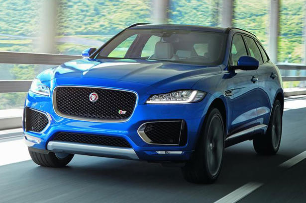 jaguar f pace specs equipment. Black Bedroom Furniture Sets. Home Design Ideas