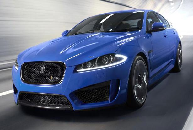 Jaguar Xfr S 2014