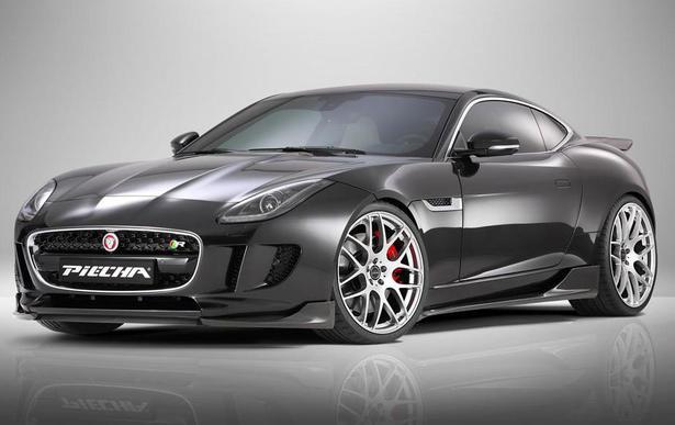 Piecha Jaguar F Type R Body Kit