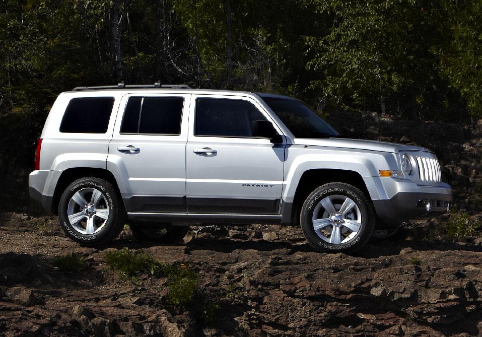 2011 Jeep Patriot Photos - Image 13