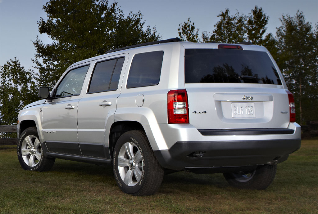 2011 Jeep Patriot Photo 9 9317