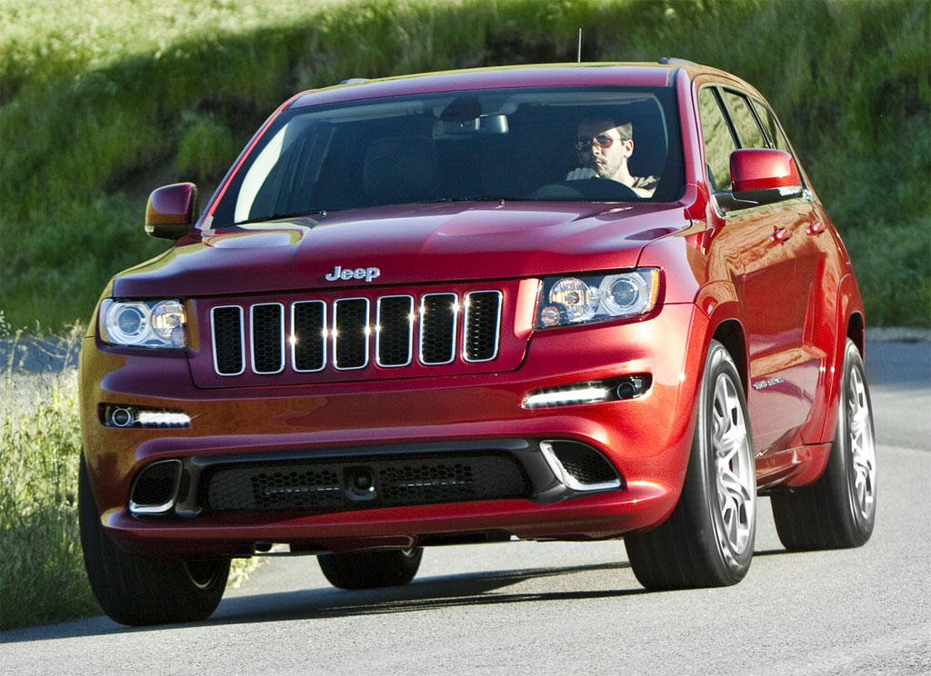 2012 Jeep Grand Cherokee SRT8 1