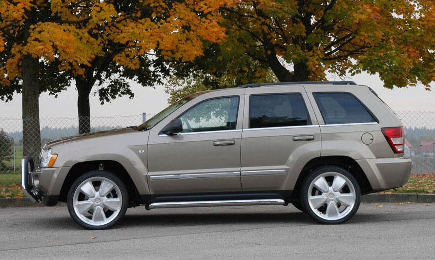 2007 Jeep Grand Cherokee Rocky Mountain Edition >> Delta 4x4 Jeep Grand Cherokee Photo 1 599