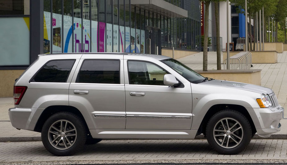 Jeep Grand Cherokee S Limited 1