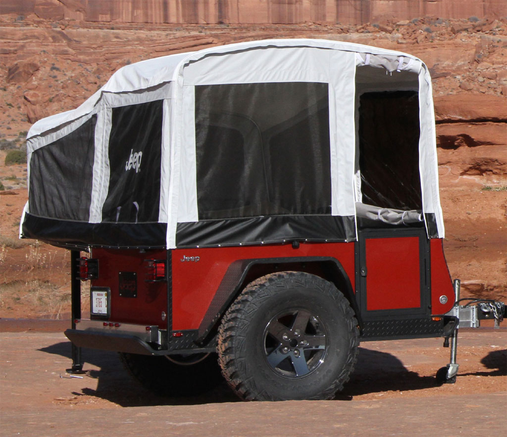 Jeep Mopar Off Road Camper Trailer Photo 6 8771