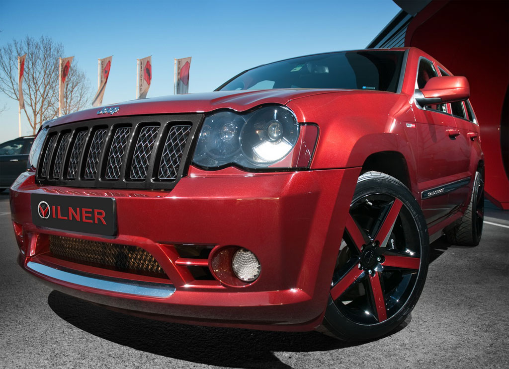 Vilner Jeep Grand Cherokee SRT8 1