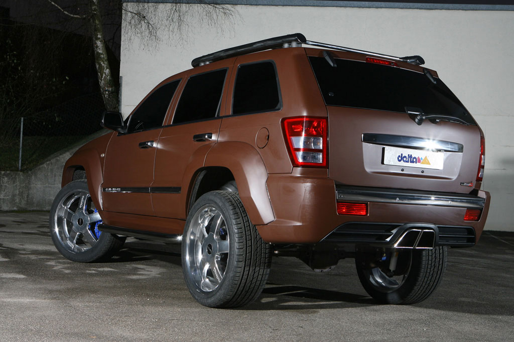 Jeep Grand Cherokee Lifted For Sale. Lifted or Dropped?