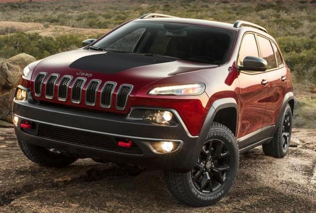 2014 Jeep Cherokee 1
