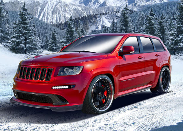 2013 jeep grand cherokee srt8 hennessey. Cars Review. Best American Auto & Cars Review