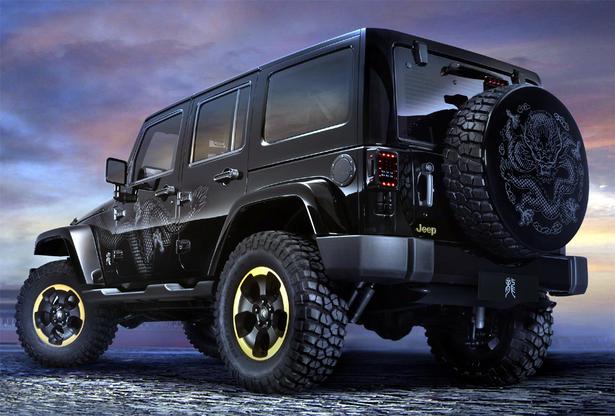 Dragon jeep wrangler #3