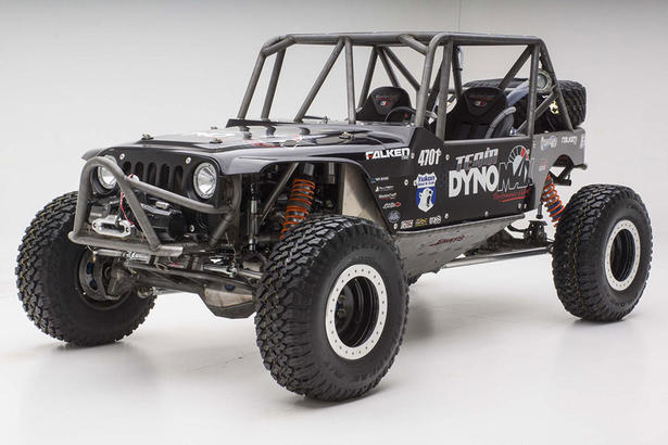 Mopar Jeep Wrangler For King Of Hammers