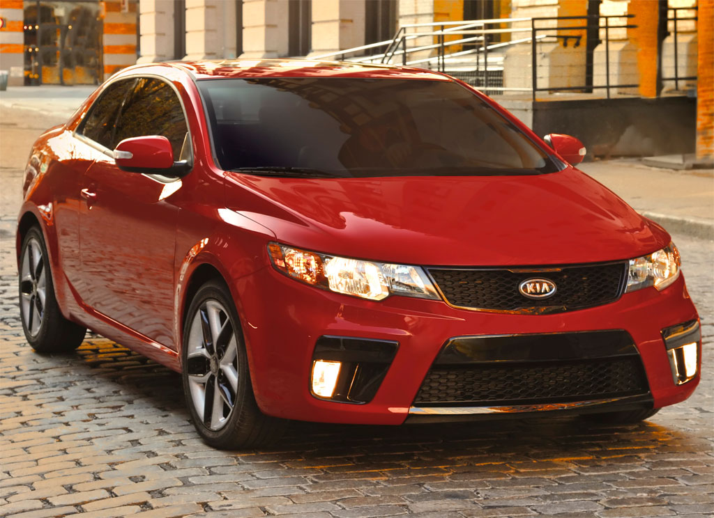 2010 Kia Forte Koup Photo 1 5724