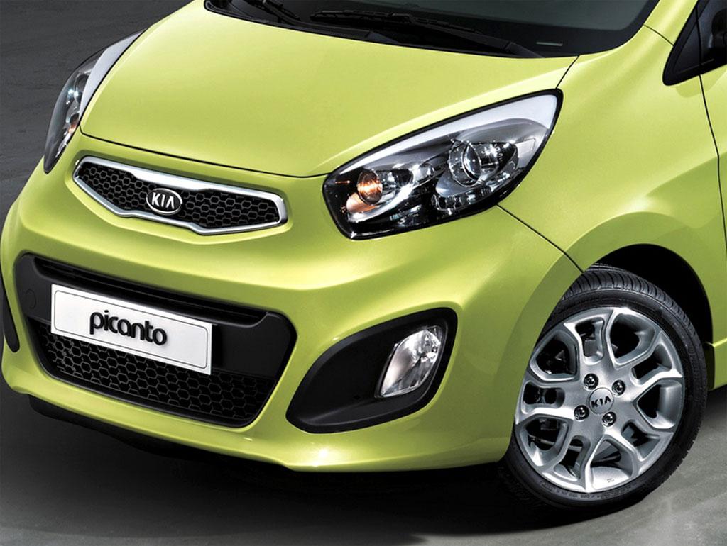 2012 Kia Picanto Photos - Image 1