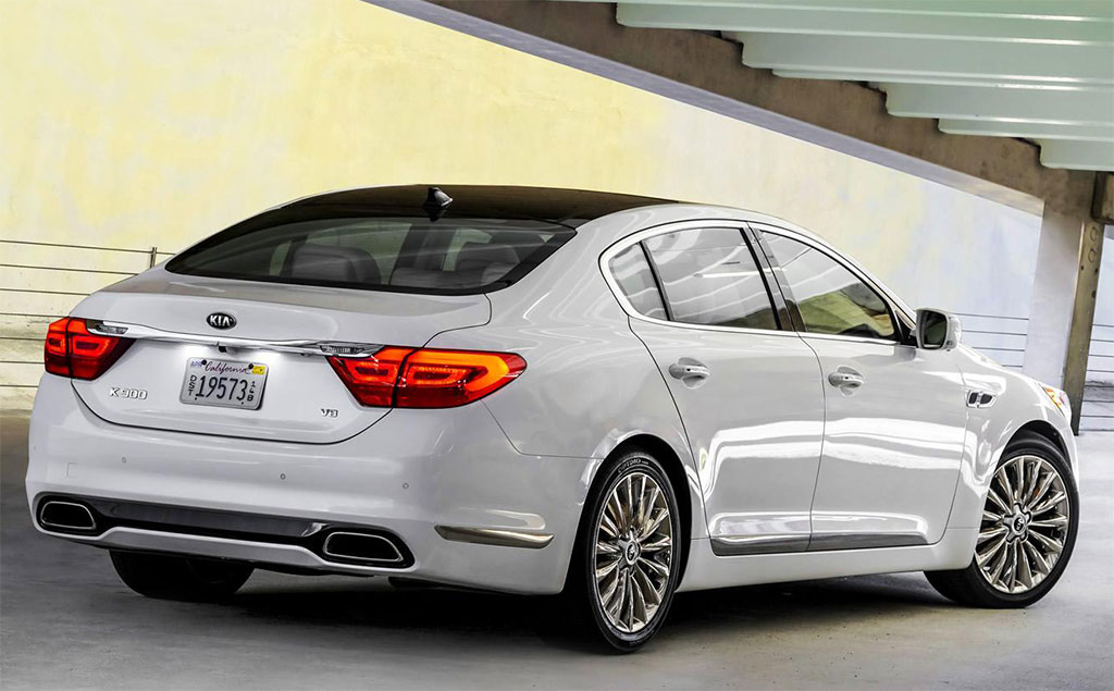 Kia K900 Specs Photos - Image 2