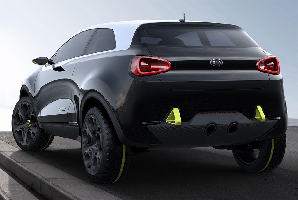 Kia Niro Concept 8