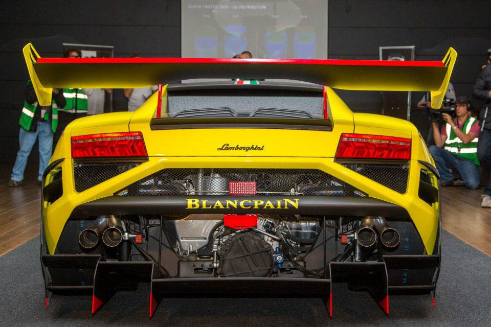 2013 Lamborghini Gallardo Super Trofeo Photo 11 12607