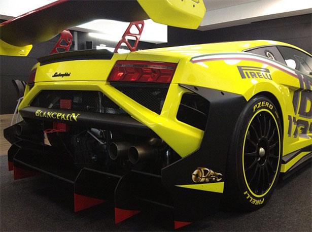 2013 Lamborghini Gallardo Super Trofeo Photo 2 12607