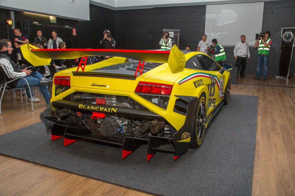 2013 Lamborghini Gallardo Super Trofeo Photo 9 12607