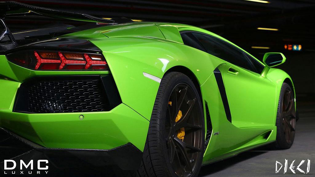 Dmc Lamborghini Aventador Dieci Photo 5 13469